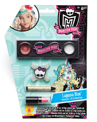 Lagoona Blå Makeup Kit - Monster hög Costumes