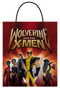 Wolverine X-män behandla Bag - X-men Costume Accessories