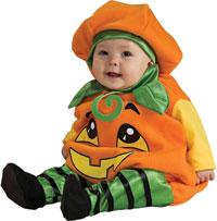 halloween dräkt baby