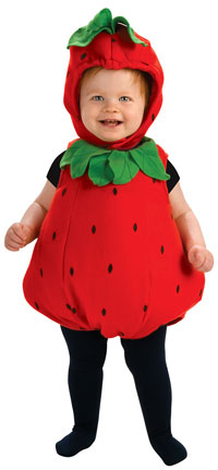 Berry Cute Baby dräkt - Baby Costumes
