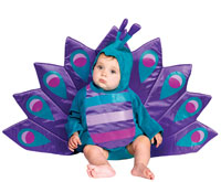 Peacock Baby dräkt - Baby Costumes