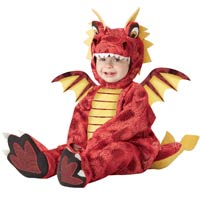 Dragon Baby dräkt - Baby Costumes