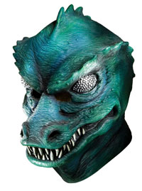 Gorn Mask - Star Trek trek Masks