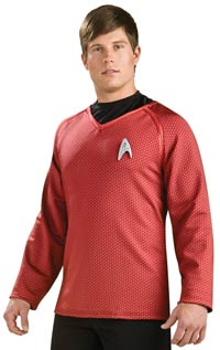 Grand arv Scotty Vuxen dräkt - Star Trek trek Costumes