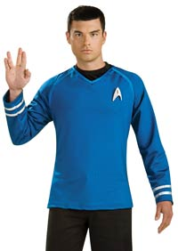 Grand arv Spock dräkten - Star Trek trek Costumes