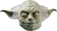 Deluxe Yoda Latex Mask - Star Wars Costumes